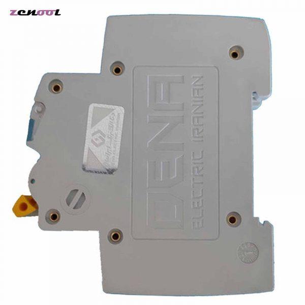 فیوز-مینیاتوری-تک-فاز-25-آمپر-دنا-الکتریک-ایرانیان-مدل-C25-2